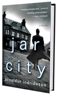 Cover art for Jar City