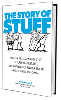 Cover art of The Story of Stuff