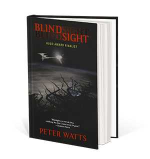 Cover art for Blindsight