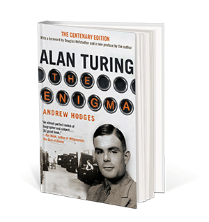 Cover art for Alan Turing: The Enigma