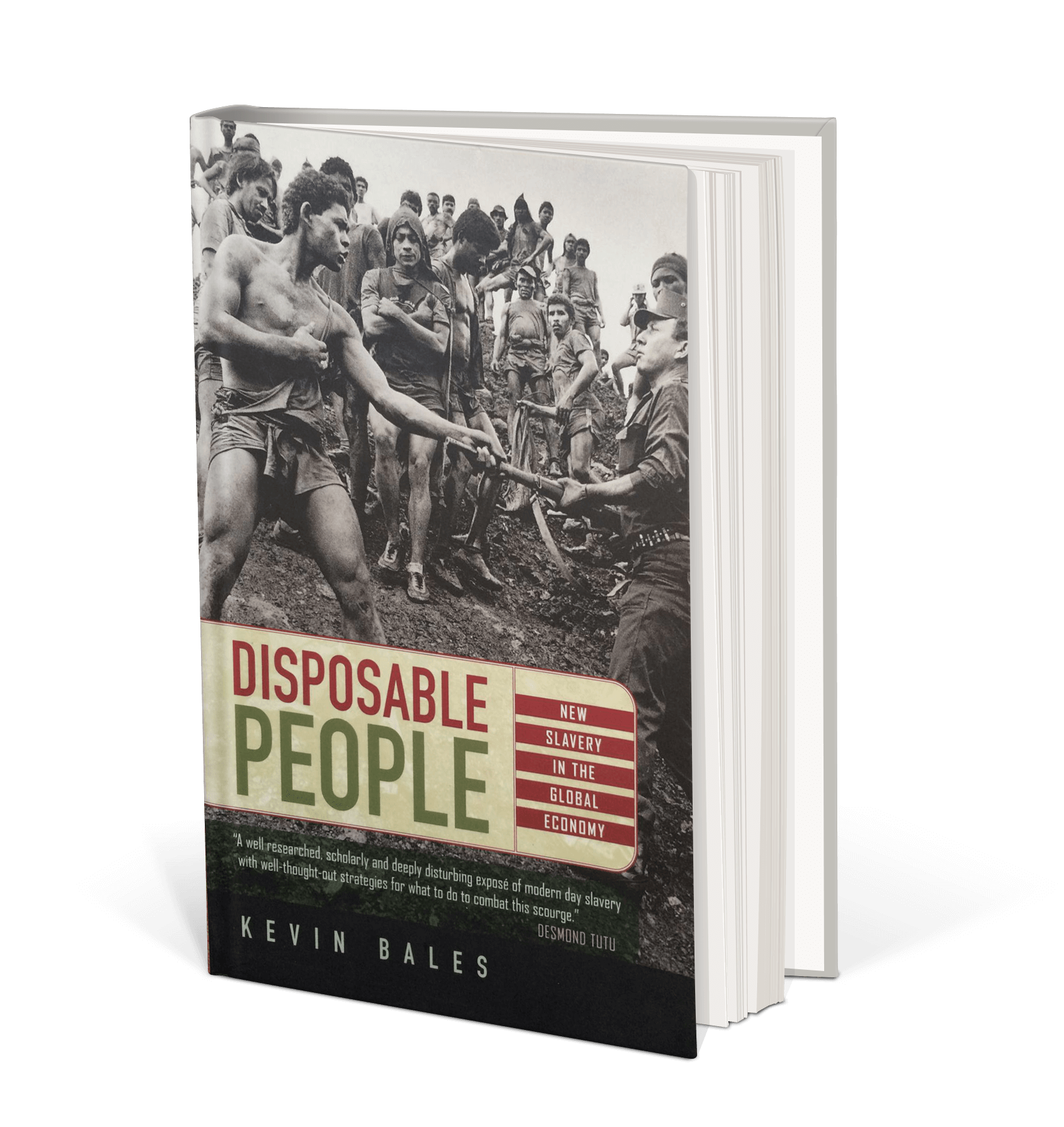 Cover art for Disposable People : New Slavery in the Global Economy