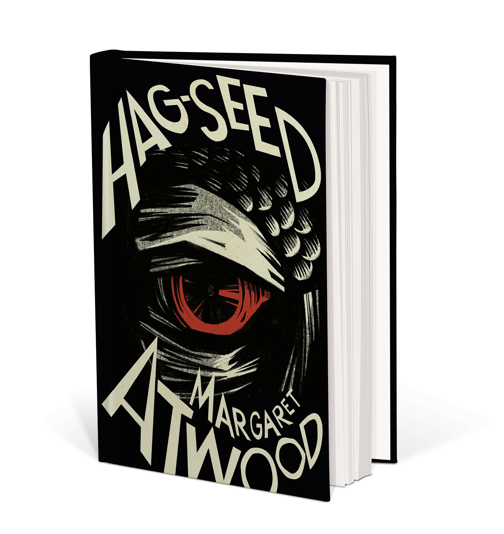 Cover art for Hag-Seed