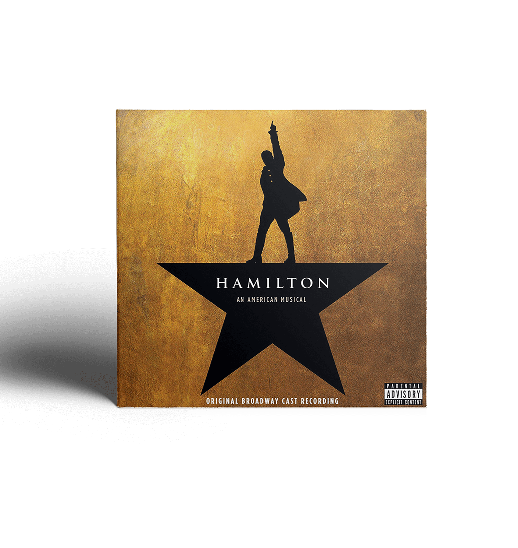 Cover art for Hamilton