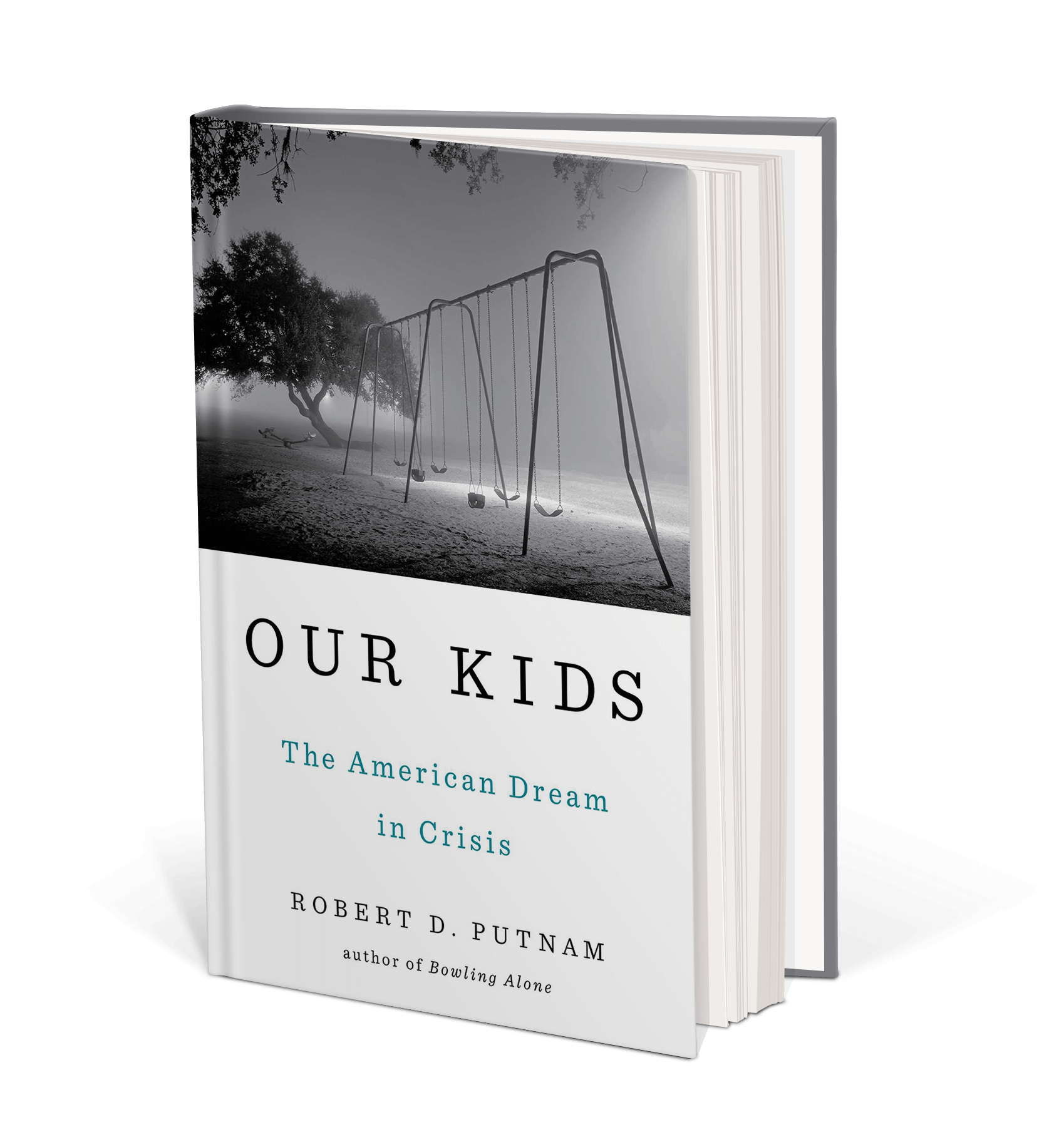 Cover art for Our Kids : The American Dream in Crisis