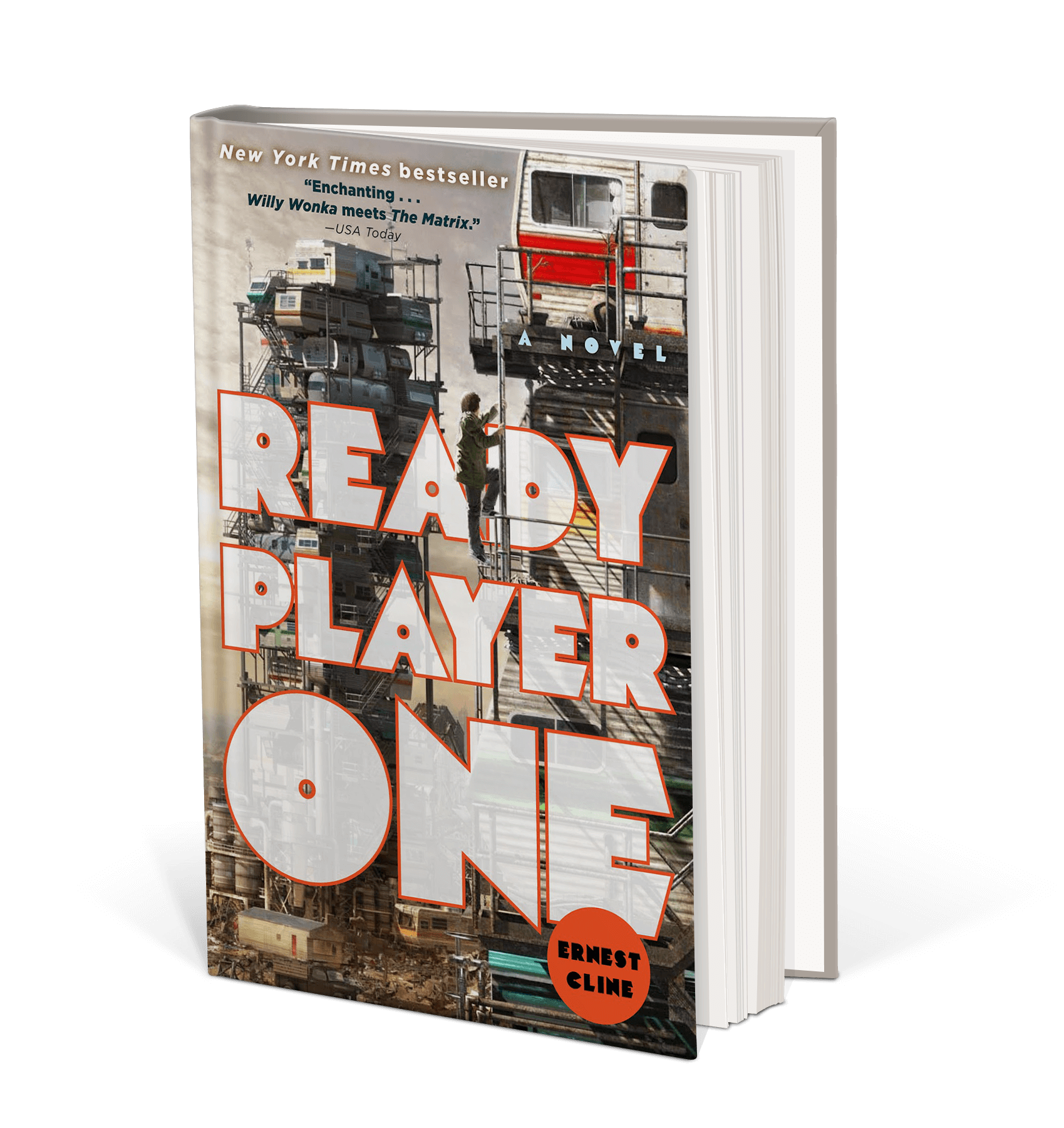 Cover art for Ready Player One