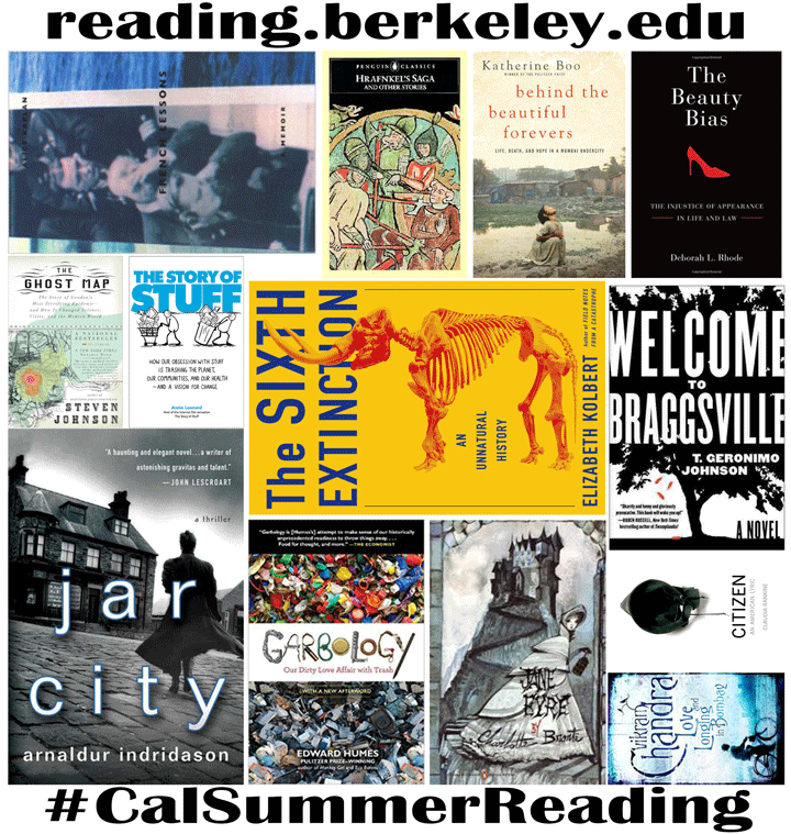 2015 Booklist Cover Montage